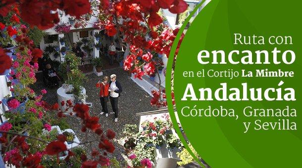Imagen de: Ruta con encanto por Andalucía. - La Mimbre Rural | Casas Rurales en Priego de Córdoba con encanto