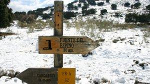 Imagen de: Senderismo. - La Mimbre Rural | Casas Rurales en Priego de Córdoba con encanto